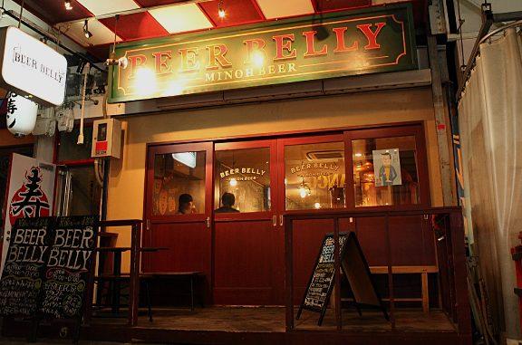 beer-belly クラフトビール 地ビール クラフトビア 梅田 大阪 craftbeer