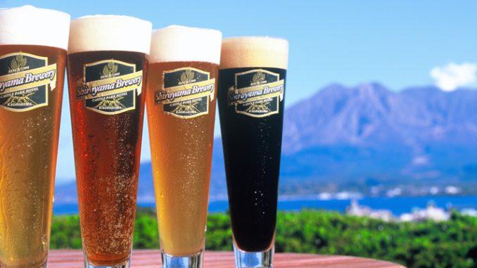 出典:城山ブルワリー 鹿児島 クラフトビール 地ビール ビール