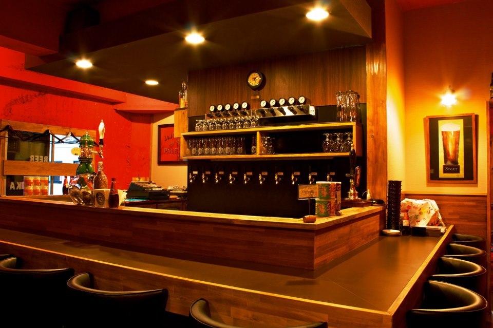 ビアパディ フクオカ 博多 福岡 中洲 クラフトビール 地ビール 居酒屋 バー ビアパブ