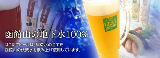 街並み美しい函館のクラフトビール