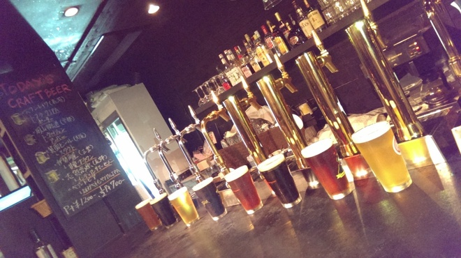 ガストロパブ タイグ 京都 クラフトビール 地ビール beer ビアパブ craftbeer