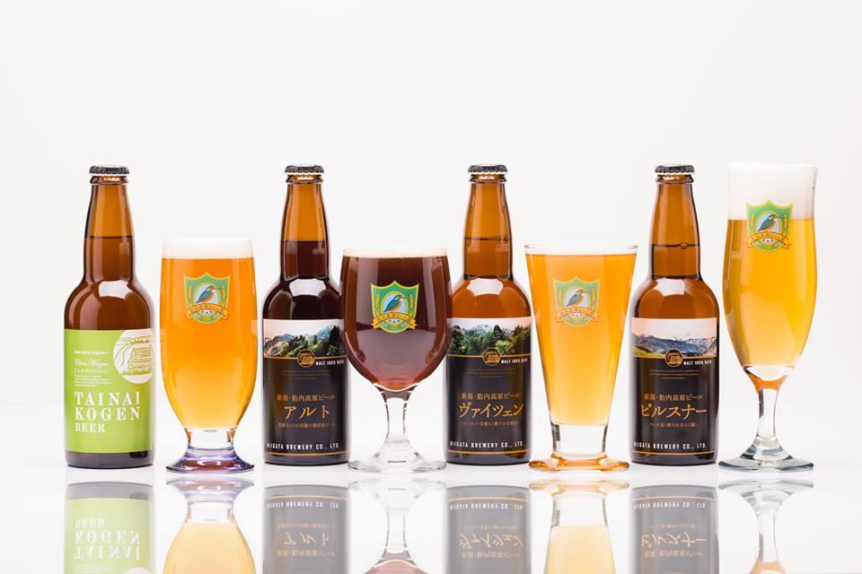 胎内高原ビール園