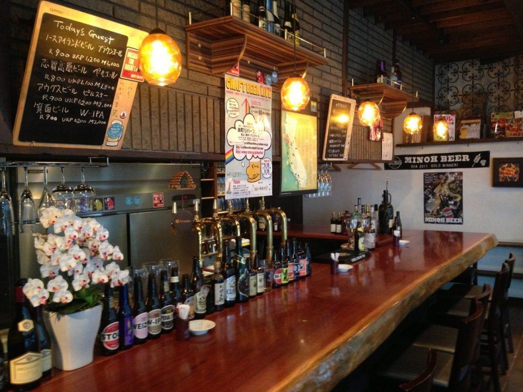 アルカディアン Arcadian クラフトビール 地ビール クラフトビア 梅田 大阪 craftbeer