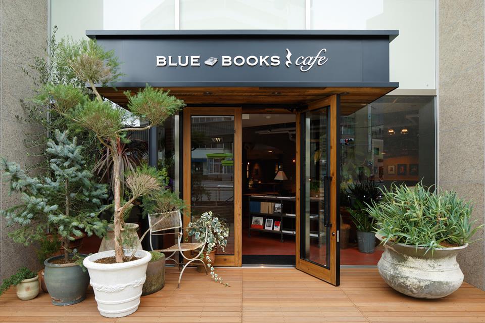 BLUE BOOKS cafe ブルーブックスカフェ クラフトビール 地ビール ビール 居酒屋 静岡