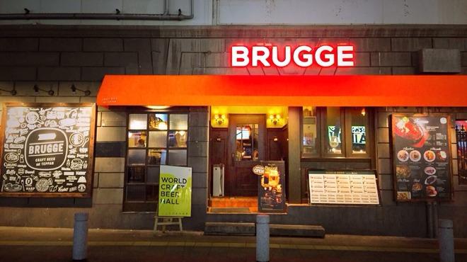 ビア カフェ ド ブルージュ (Beer Cafe de BRUGGE) クラフトビール  地ビール 神戸 三宮 兵庫 ビール