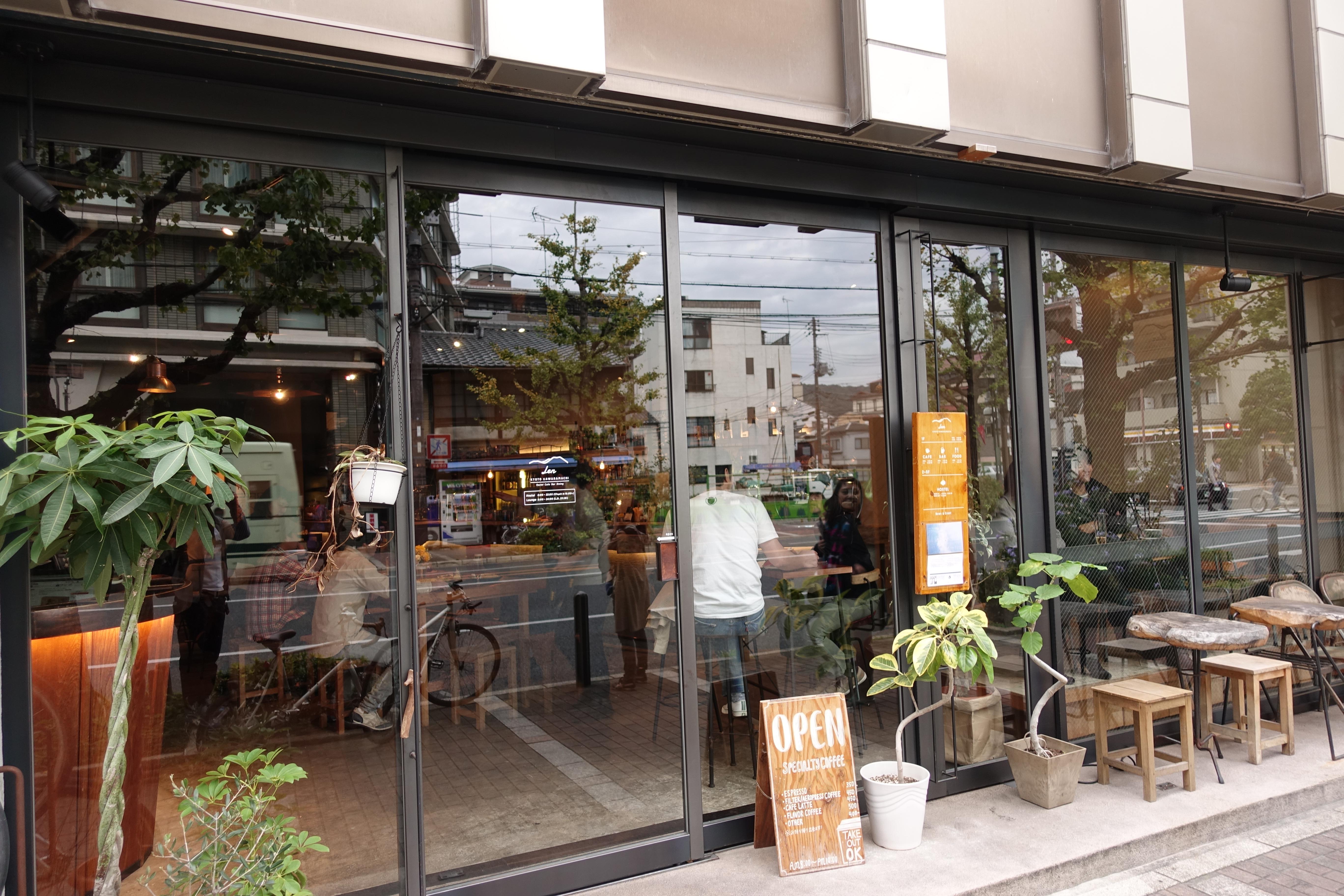 京都のカフェバーラウンジLen クラフトビール 地ビール beer ビアパブ craftbeer