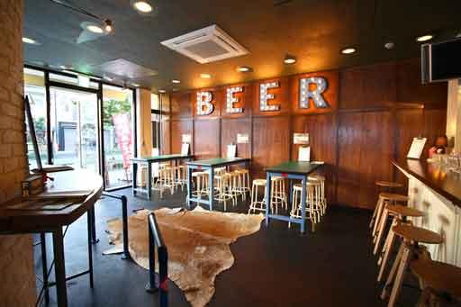 Beer Lovers Diner Bucket クラフトビール 地ビール ビール 居酒屋 静岡