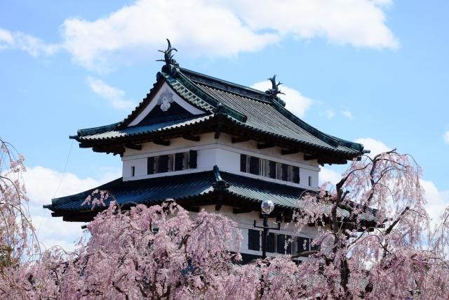 弘前城本丸