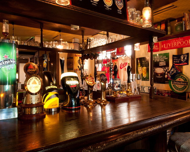 British Pub&Foods ARROWS