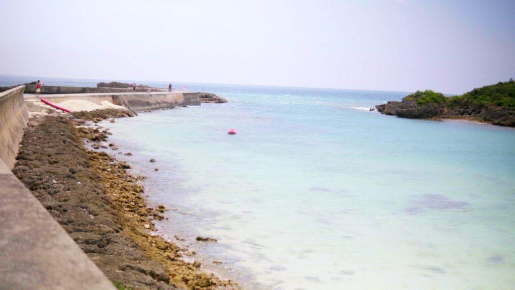 渡口の浜 宮古島 旅行 やること 観光 おすすめ 行くべき