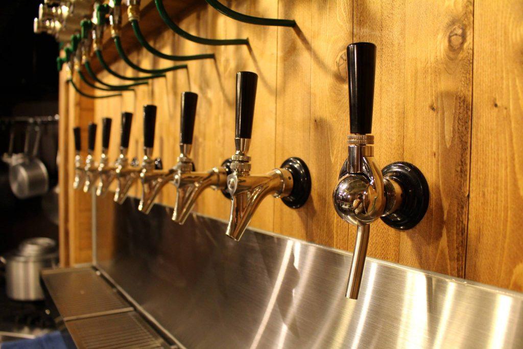 香林坊ジビルバ クラフトビール 地ビール 石川 バル