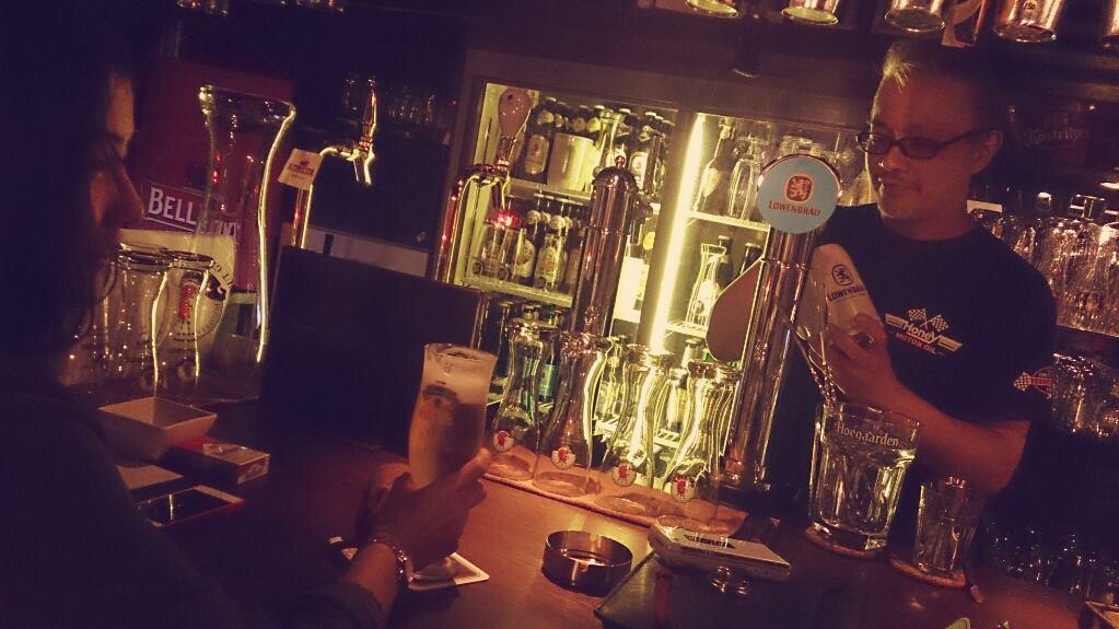 シャンディガフ (Shandy Gaff) クラフトビール 地ビール 富山 バル