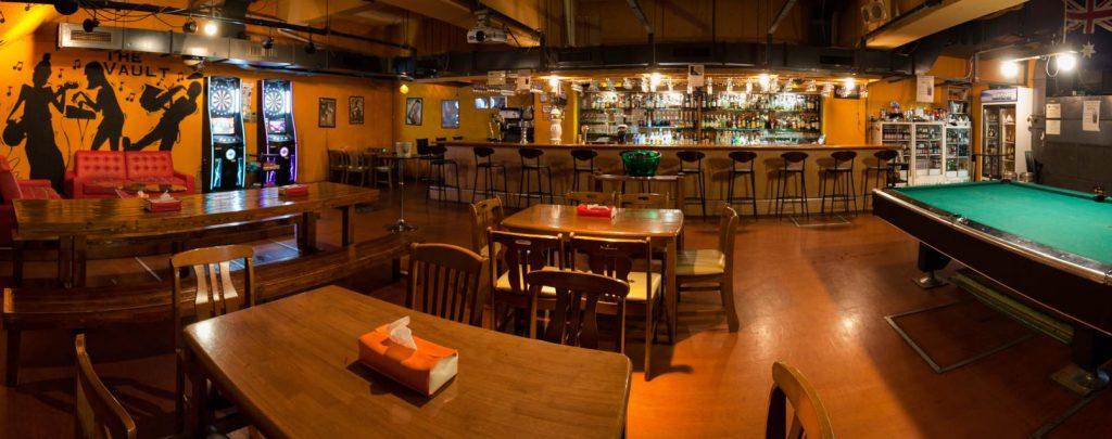 THE VAULT ザ ヴォルト 山梨 クラフトビール 地ビール パブ  craftbeer beer ビアバー