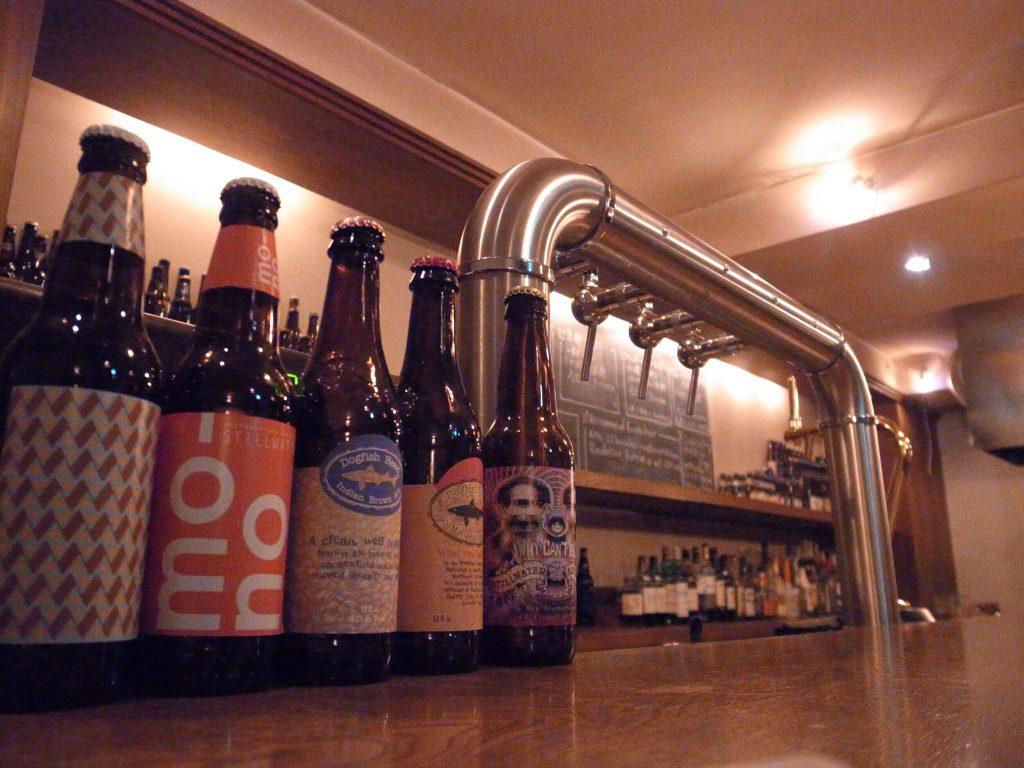 バー ヘリンボーン BAR HERRING BON熊本 クラフトビール 地ビール バー ビール ビア