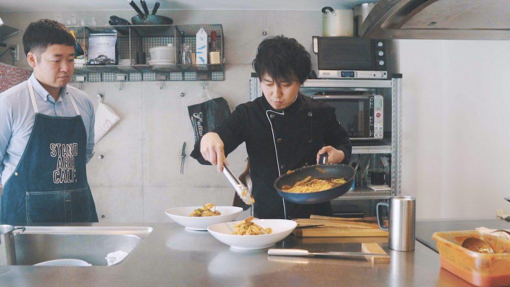 太郎メシ トマトパスタ 春野菜 レシピ レシピ動画 トマトソース イタリアン