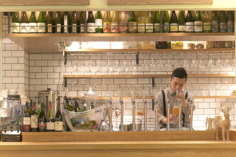 六鹿 札幌駅 札幌 大通 大通駅 すすきの クラフトビール  地ビール ビール パブ 居酒屋
