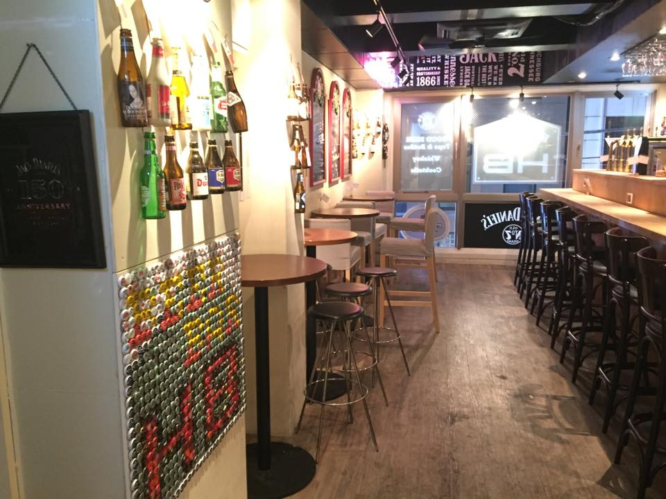 Beer Bar HB クラフトビール 地ビール ビール 居酒屋 代官山 恵比寿 東京 ビアバー