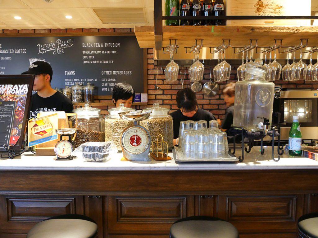ルドローブラント カフェ クラフトビール 地ビール ビール 居酒屋 代官山 東京 ビアバー