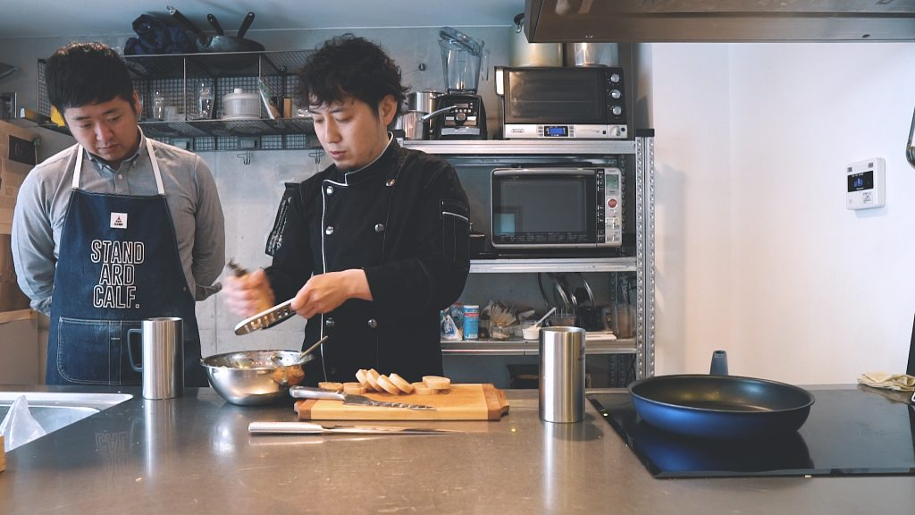 太郎メシ リストランテタロウ レシピ動画 レンコン レンコンレシピ