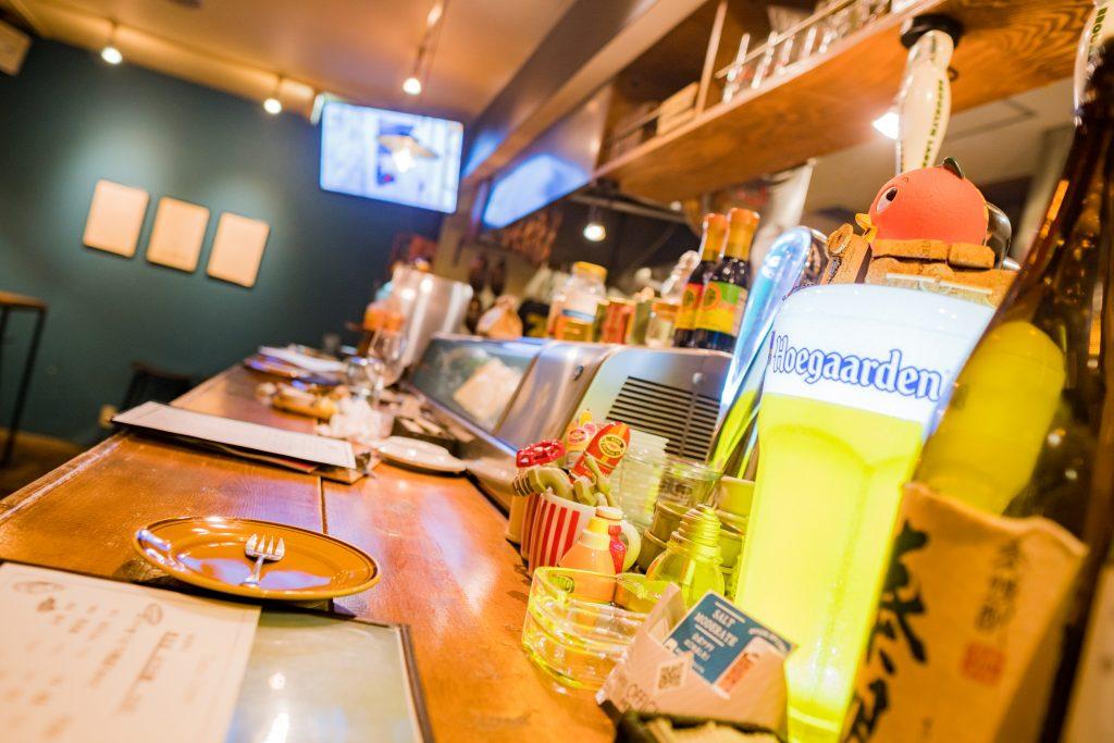 札幌駅 札幌 大通 大通駅 すすきの クラフトビール  地ビール ビール パブ Oyster Bar SALT MODERATE