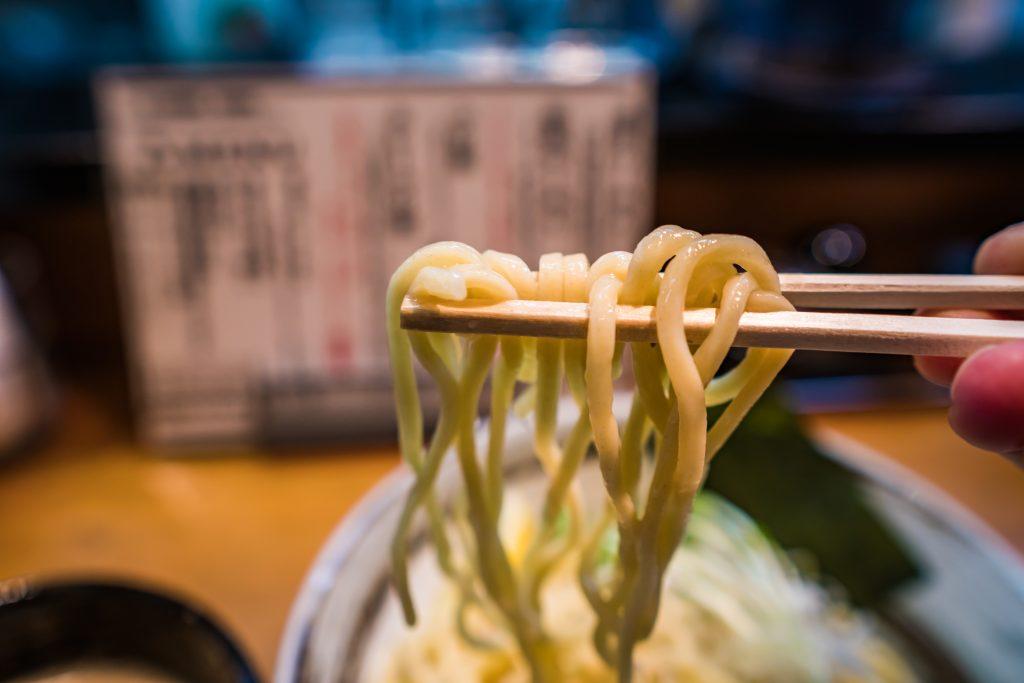 西中島南方 ラーメン みつ星製麺所 つけ麺